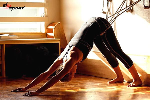 Iyengar yoga là một hình thức yoga mới lạ