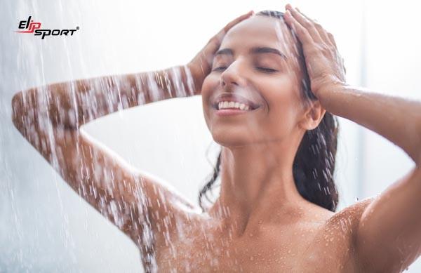 Có nên tắm sau khi tập yoga không?