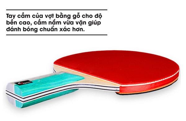 cách chọn mặt vợt bóng bàn