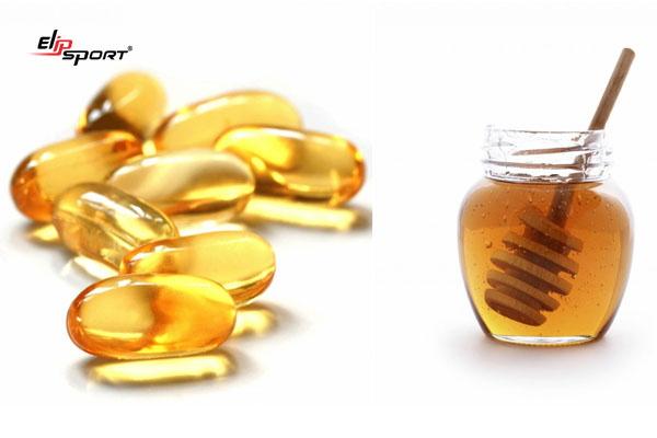 chăm sóc da bằng vitamin e