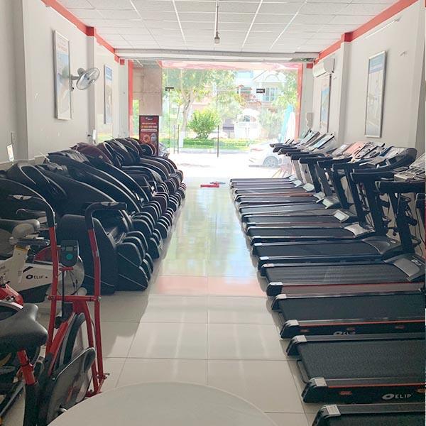 Ghế massage Châu Đốc