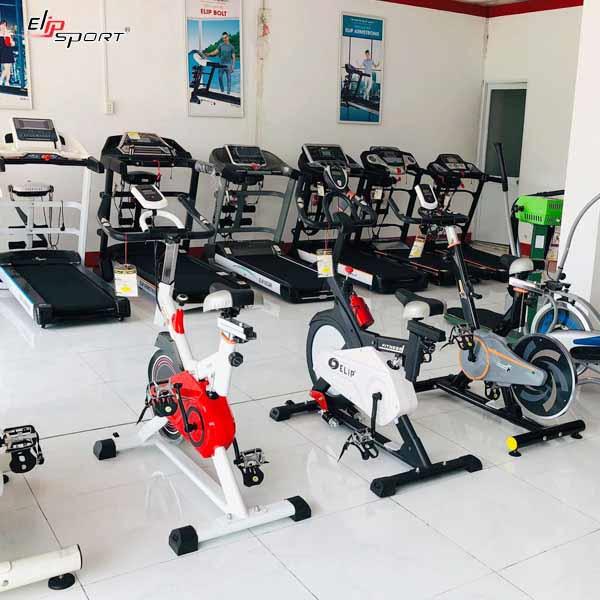 Xe đạp tập thể dục Điện Biên