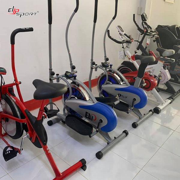 Xe đạp tập thể dục Hòa Bình