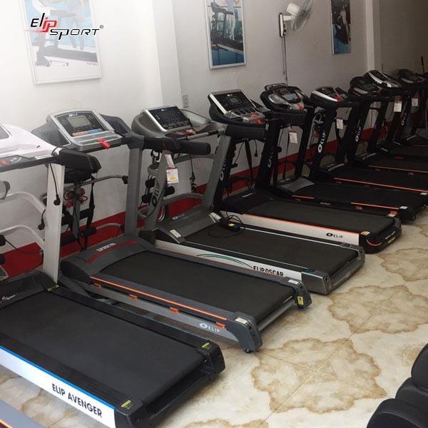 máy chạy bộ Thái Bình