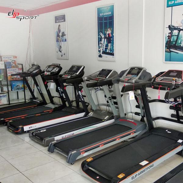 Máy chạy bộ Bắc Giang