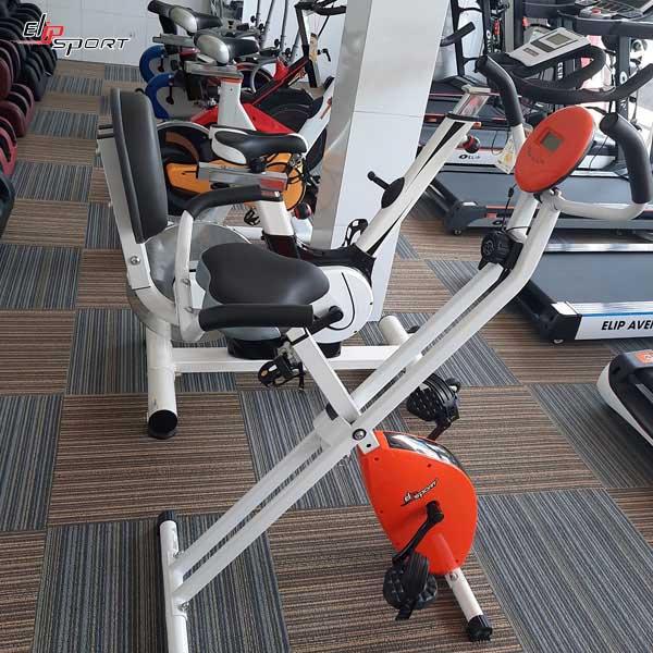 Xe đạp tập thể dục Bạc Liêu