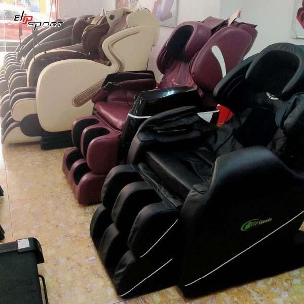 ghế massage Hải Phòng