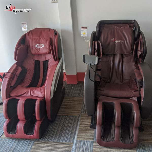 Ghế massage toàn thân Hậu Giang