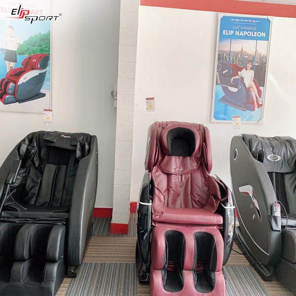 Ghế massage toàn thân Kiên Giang
