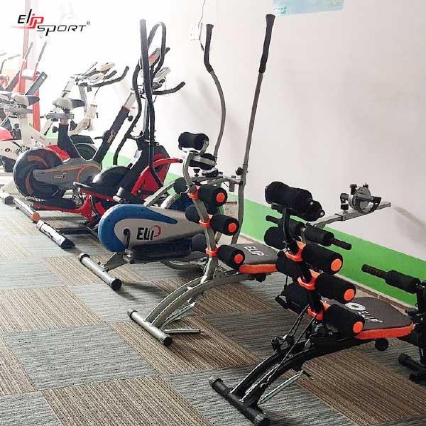 Máy tập thể dục Hậu Giang