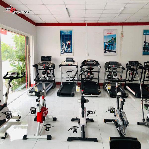 Xe đạp tập thể dục Quảng Nam