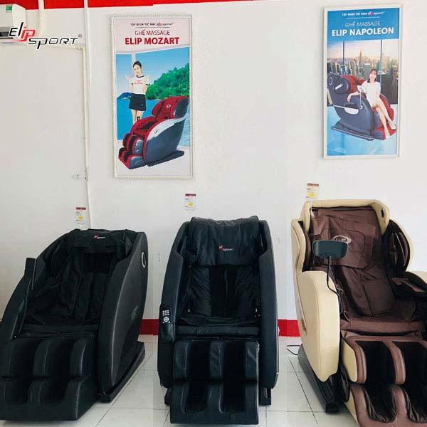 ghế massage Cam Ranh