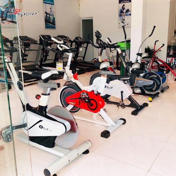 máy đạp tập thể dục Đà Nẵng