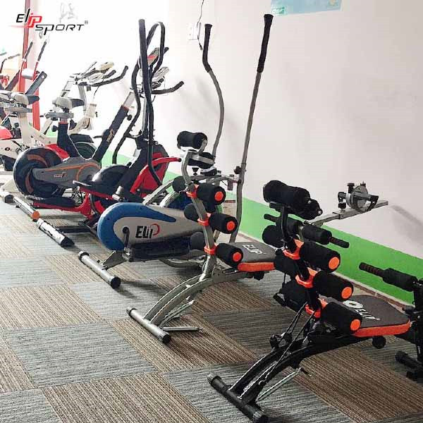 Xe đạp tập thể hình Long Biên