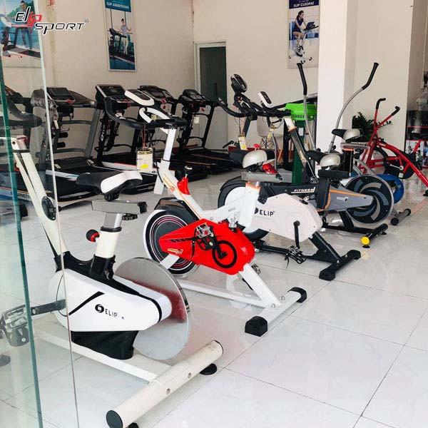 xe đạp tập thể dục tại nhà Quảng Trị
