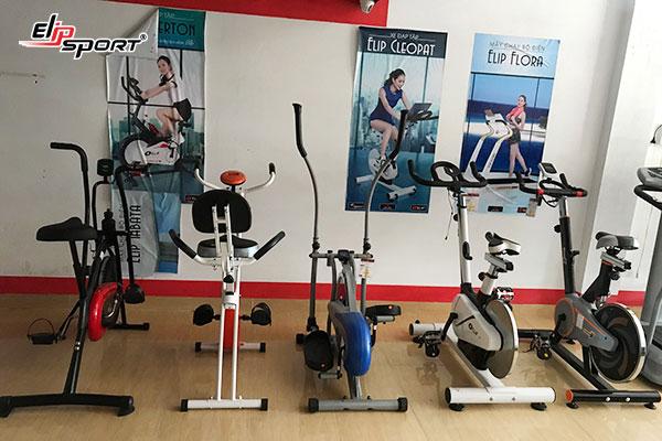 Xe đạp tập thể dục Bảo Lộc