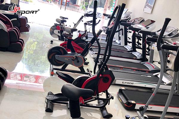 Xe đạp tập thể dục Hội An