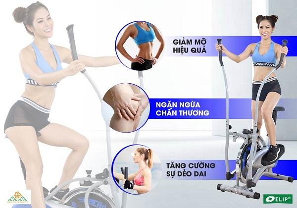 xe đạp tập liên hoàn là gì