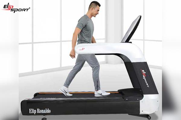 giá máy chạy bộ phòng gym