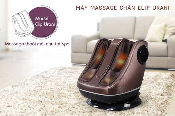 loại máy massage chân nào tốt