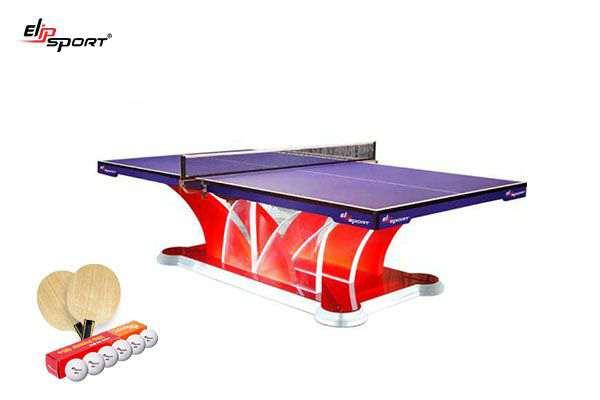 Chọn hãng vợt, bàn bóng bàn Elipsport uy tín tại TP. Kon Tum Gia Lai