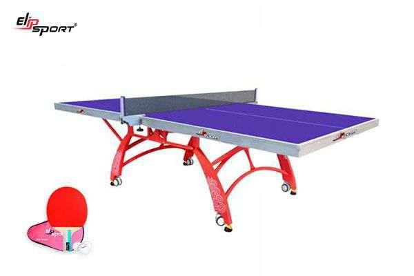 Chọn vợt, bàn bóng bàn phù hợp tại Bắc Giang
