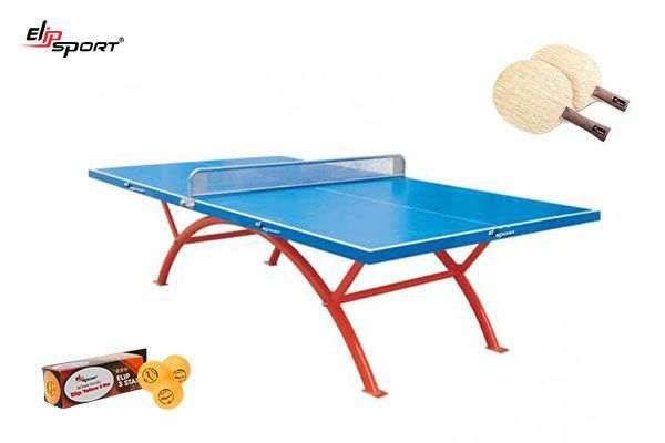 Chọn hãng vợt, bàn bóng bàn Elipsport uy tín tại TP. Kon Tum, Pleiku - Gia Lai