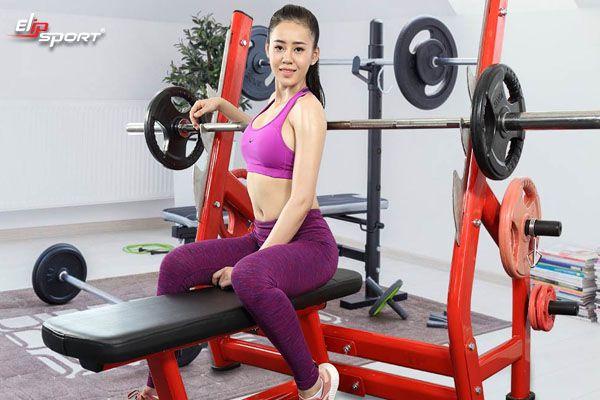 Giàn ghế tạ đa năng uy tín tại TP.Long Xuyên An Giang