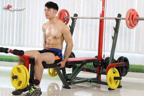 Giàn ghế tạ đa năng tại Nam Định