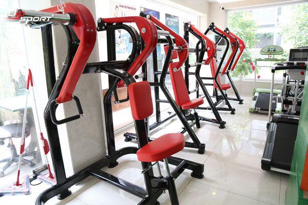 Giàn ghế tạ đa năng tại Thái Bình