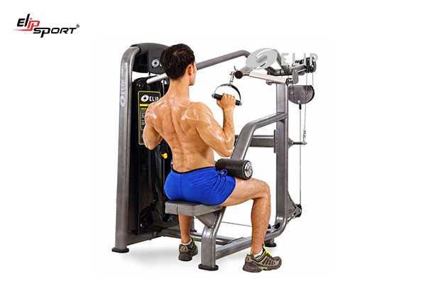 Dụng cụ máy tập gym, thể hình Elipsport tại Cai Lậy