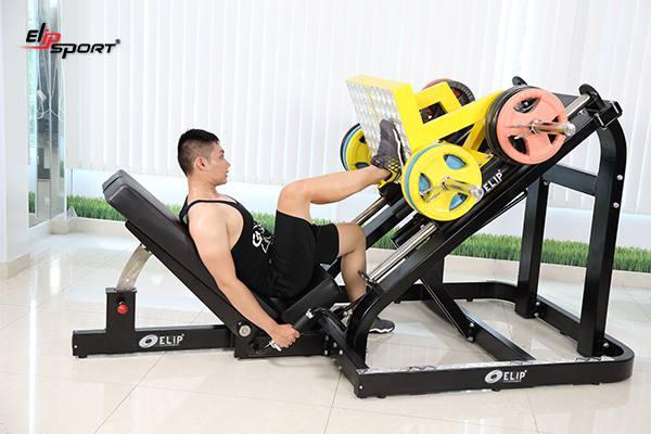 Dụng cụ máy tập gym, thể hình tại Hồng Ngự - Đồng Tháp