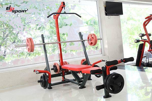 Dụng cụ máy tập gym, thể hình tại Nam Từ Liêm