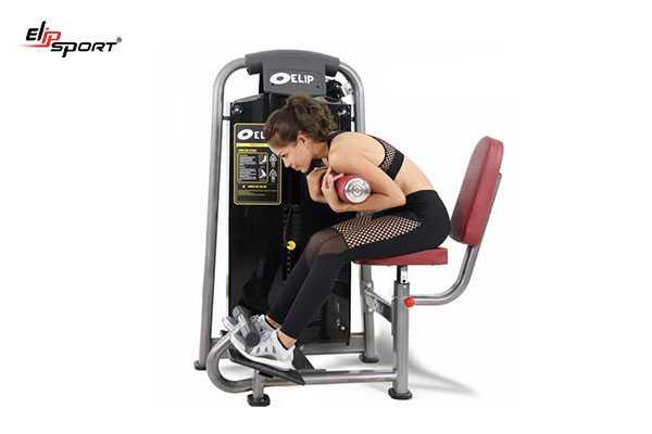 Dụng cụ máy tập gym, thể hình tại Đồng Xoài