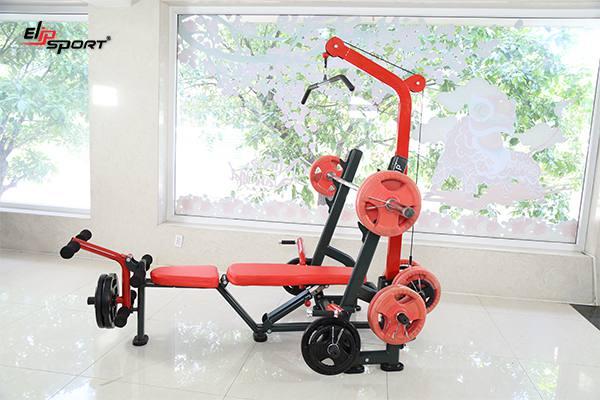 Dụng cụ, thiết bị máy tập gym, thể hình tại TP.Đà Lạt - Lâm Đồng