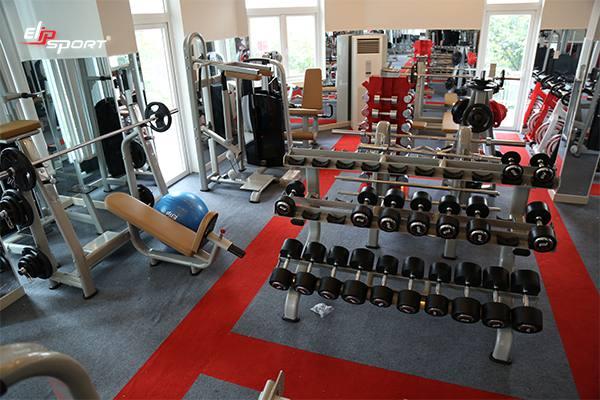 Thiết bị, dụng cụ máy tập gym, thể hình tại TP.Tam Kỳ, Quảng Nam