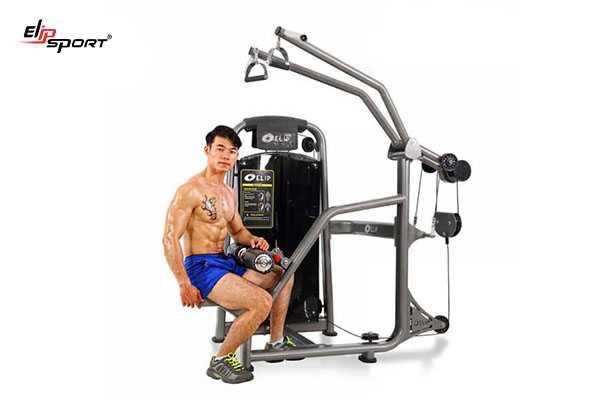 Dụng cụ máy tập gym, thể hình tại TP.Phan Thiết