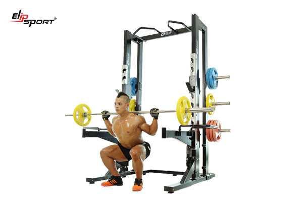 Dụng cụ máy tập gym, thể hình uy tín tại Quận 5