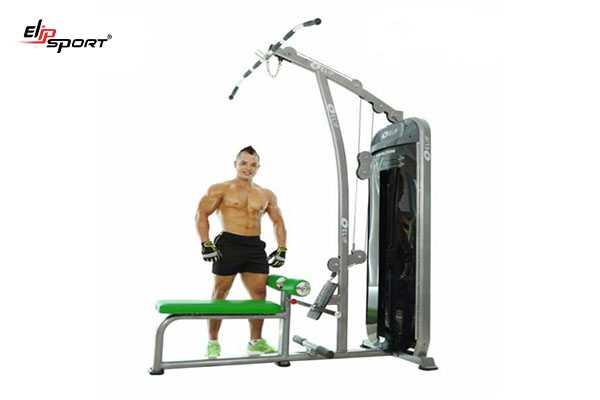 Dụng cụ máy tập gym, thể hình tại Quận 2