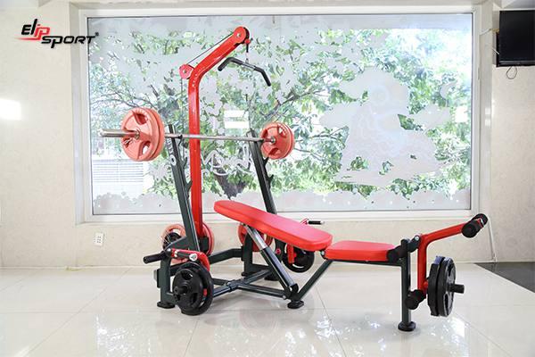 Dụng cụ máy tập gym, thể hình tại Thủ Đức - TP. HCM