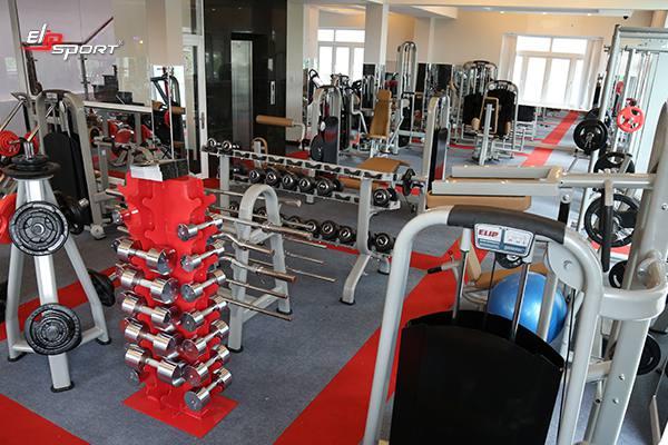 Dụng cụ máy tập gym, thể hình tại Quận 12 - TP. HCM