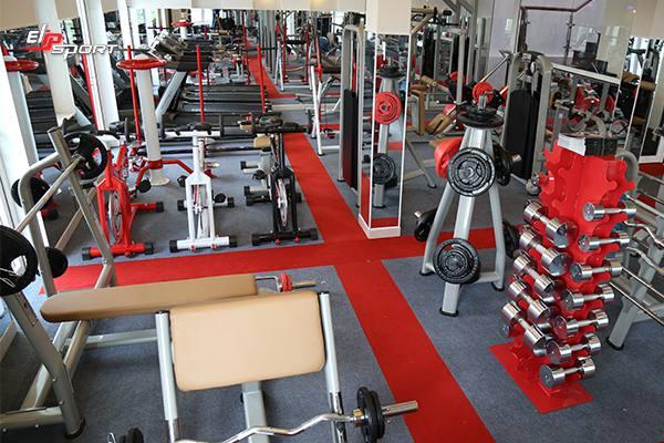 Dụng cụ máy tập gym, thể hình tại Quận 11 - TP HCM