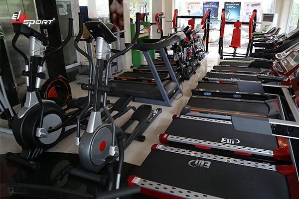 Dụng cụ máy tập gym, thể hình tại Quận Thanh Trì Hà Nội