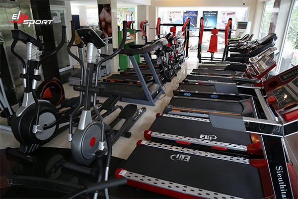 Elipsport chuyên cung cấp dụng cụ máy tập gym, thể hình tại Hà Giang, Cao Bằng