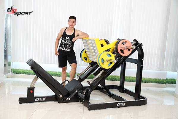 Dụng cụ máy tập gym, thể hình tại Vĩnh Phúc