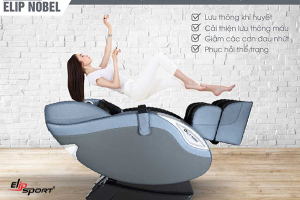 Ghế massage không trọng lực Zero Gravity
