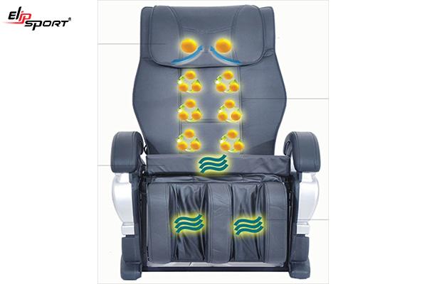 ghế massage Shiatsu là gì