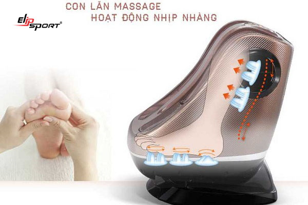 máy massage chân nào tốt nhất