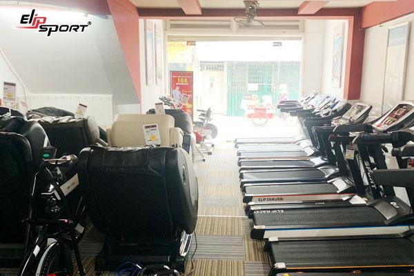 Cửa hàng dụng cụ, thiết bị máy tập thể dục thể thao Tân Bình, Phú Nhuận - TP.HCM