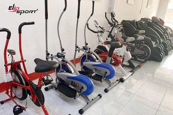 Cửa hàng dụng cụ, thiết bị thể thao Elipsport Tp. Phan Thiết, Bình Thuận